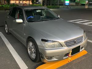 アルテッツァ GXE10のカスタム事例画像 喜代志さんの2020年10月26日00:32の投稿