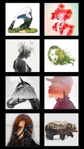 Blend Photo Editor - Artful Double Exposure Effect 3.6 (Pro)