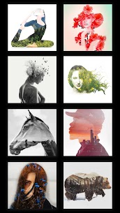 Blend Photo Editor – Artful Double Exposure Effect Mod Apk Download For Android 1