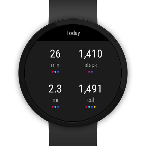 Google Fit - Fitness Tracking  screenshots 9