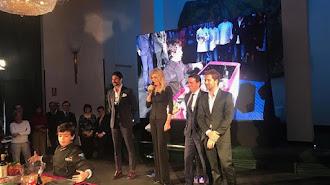 Presentación en Madrid del nuevo vídeo promocional para Sabores Almería protagonizado por Bisbal.
