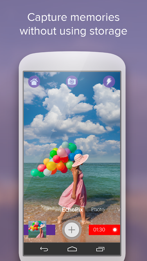 Trunx Photo Organizer & Cloud- screenshot
