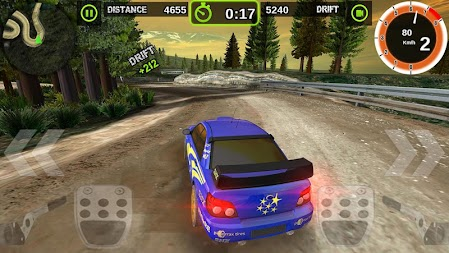 Rally Racer Dirt APK screenshot thumbnail 4