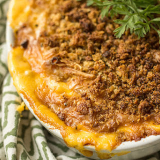 Gluten Free Mac and Cheese with a Carrot-y Secret