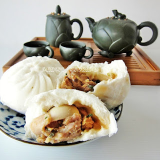 Chicken Pau 鸡包