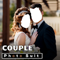 Cute Couples Photo Suit icon