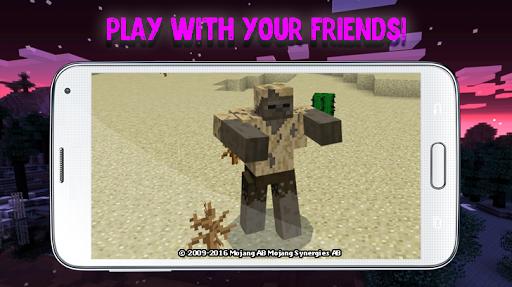 Mutants mods for Minecraft 2.3.28 screenshots 17