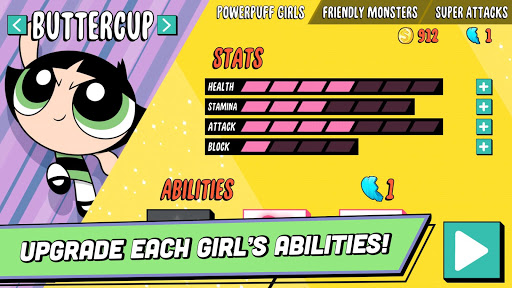 Ready, Set, Monsters! - Powerpuff Girls Games painmod.com screenshots 13