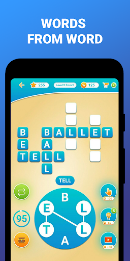 Words from word: Crossword, Puzzle words filehippodl screenshot 1