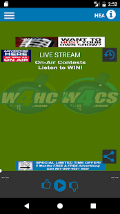 W4HC Radio & W4CS Radio- screenshot thumbnail