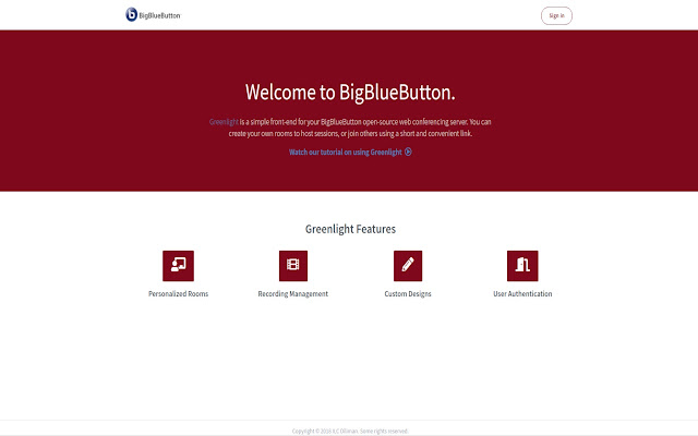 BBB Screenshare Extension