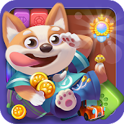 Magic Puppy : CUBE RUSH BLAST GAMES