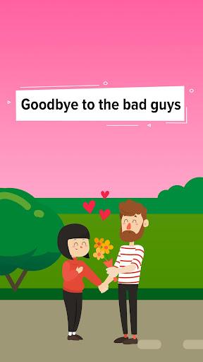 Glambu - dating app for real gentlemen 2.0.6 screenshots 1