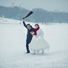 Wedding photographer Yuriy Rudakov (Vitriolvm). Photo of 09.02.2014