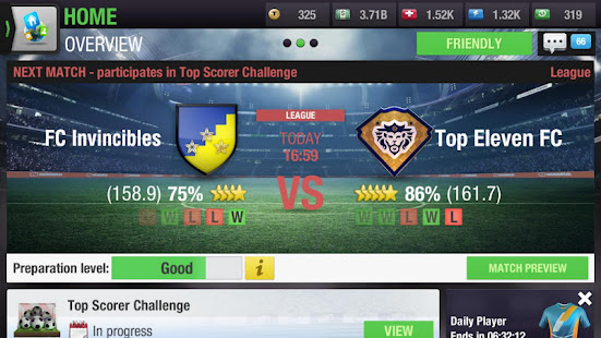 top eleven football manager for nokia c5-03