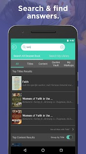 Deseret Bookshelf- screenshot thumbnail