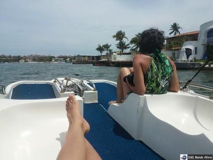 City Tour Marítimo em Cabo Frio - RJ