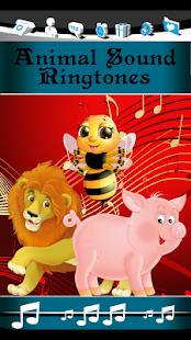 Animal Sound Ringtones - náhled