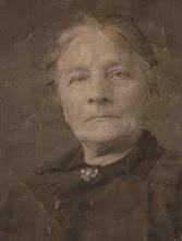 Photo: Antje Duinker (1852-1924), gehuwd met Tobias Snel. Zij is mijn overgrootmoeder.