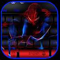 Fluorescent Spider Man Theme icon