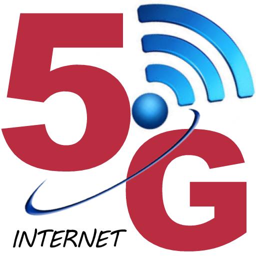 5G FAST INTERNET MOST BROWSER 通訊 App LOGO-APP開箱王