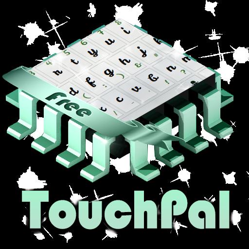 真っ白な TouchPal 個人化 App LOGO-硬是要APP