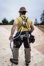 Photo: X-Line by Super Anchor.  It is a life line and air hose in one and is a genius product.