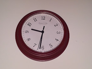 Photo: Sterling and Noble Wall clock