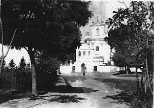 Photo: 4. Kościół przed 1945. The church before 1945.