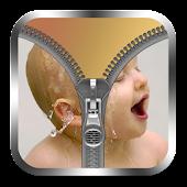 My Photo Zipper Lock Screen