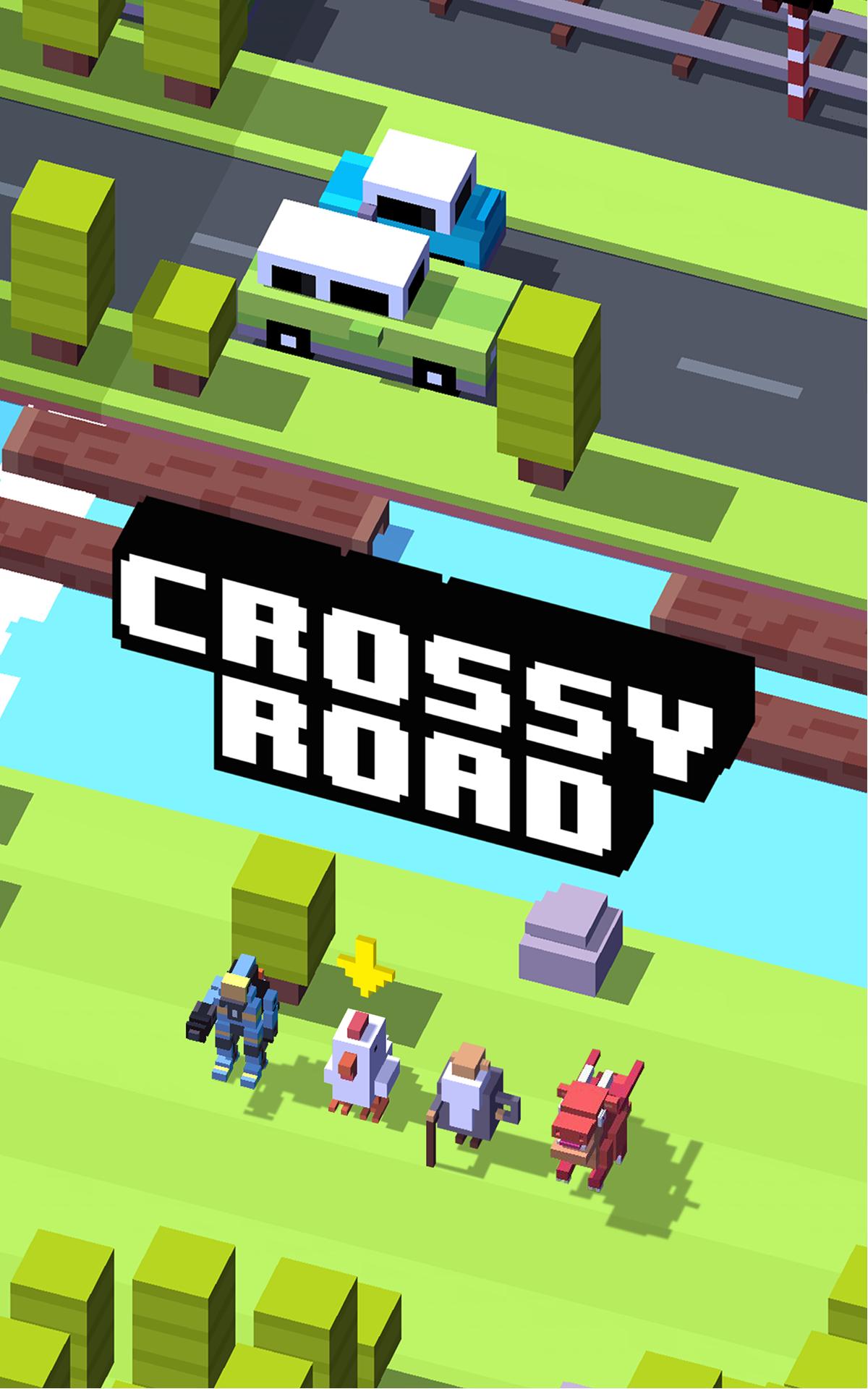 Crossy Road screenshot #15