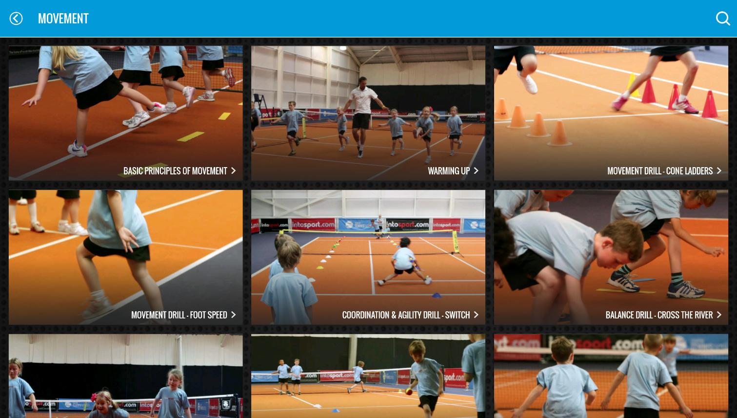 Junior Tennis School- screenshot