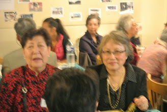 Photo: Chi Mai Chi, chi Muguette, soeur de Viviane Tuyet Mai
