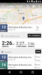 London Transit (LTC) Bus - MonTransit - náhled