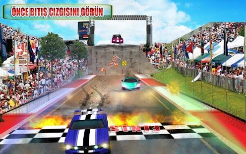 araba yarış oyunlar 3 boyutlu 2017 yeni Ekran Görüntüsü