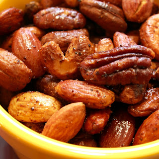 Roasted Nuts (Smoky & Salty!).