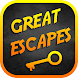 Great Escapes - Free To Play Room Escape Game  - Androidアプリ