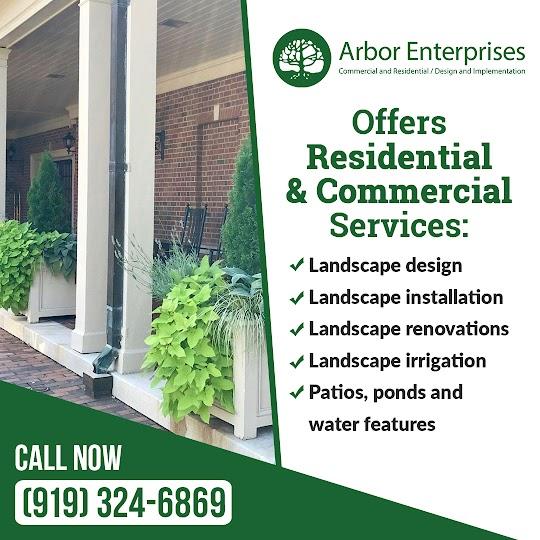 landscape services in pittsboro