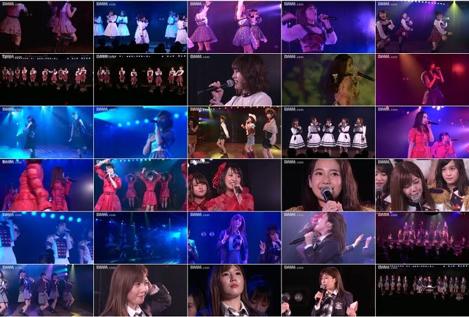 180915 AKB48 岡部チームA 「目撃者」公演 宮崎美穂 生誕祭 DMM HD