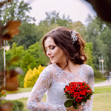 Wedding photographer Katerina Pelekh (Kattarin). Photo of 16.01.2018