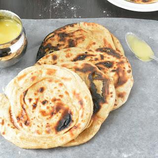 Tandoori Roti Without Oven.