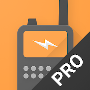 Scanner Radio Pro - Fire and Police Scanner  Icon