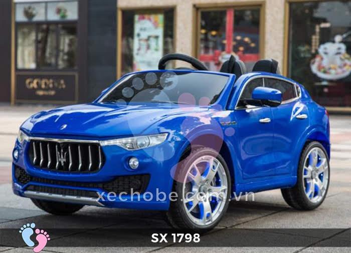 Xe hơi điện cho bé Maserati SX-1798 8