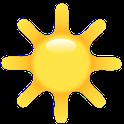 Widget Brightness icon