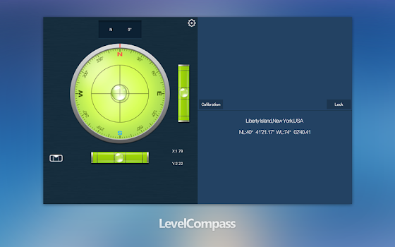 Compass - Bubble Level