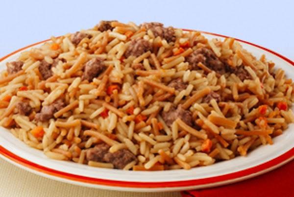 2.  In same skillet over medium heat, saute rice-vermicelli mix with margarine until...