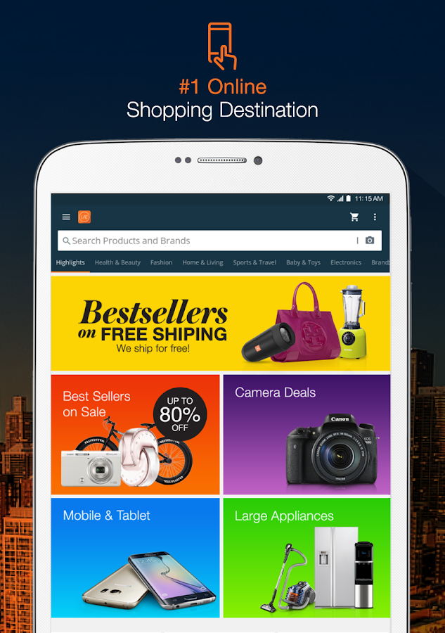 Lazada - Shopping & Deals- screenshot