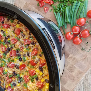 Chicken Onion Green Pepper Crock Pot Recipes