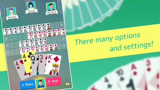 Sevens - Free Card Game filehippodl screenshot 12