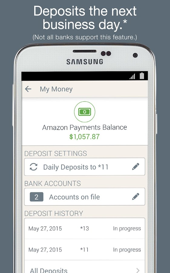 Amazon Register - Android Apps on Google Play